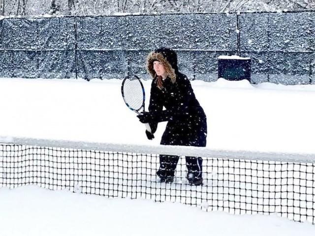 tenisový kurt na zimu v bratislave