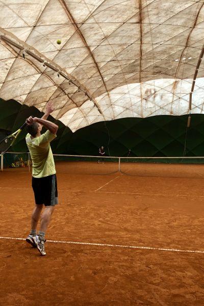 zimná sezóna tenis